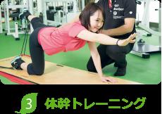 姿勢専門体幹トレーニング